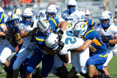 North Babylon vs West Islip Football | Sept 28th 2017 | Copyright: Chris Bergmann Photography