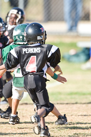 North Gwinnett Bulldogs 6 Year Old 9/20/08