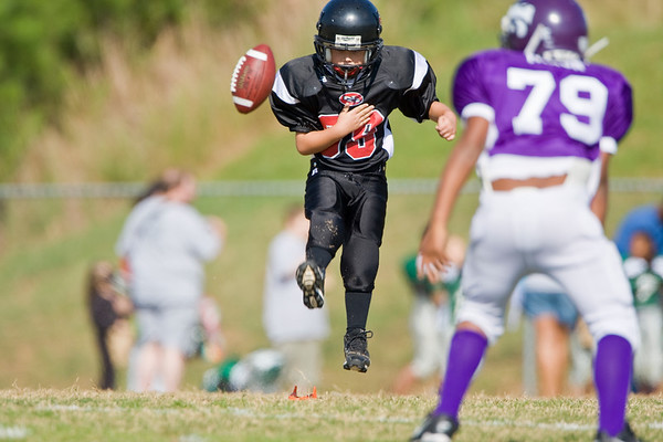 North Gwinnett Bulldogs 7 Year Old