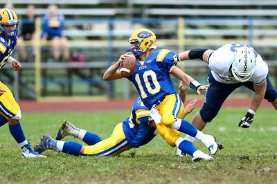 Oceanside vs East Meadow Football | News12 Varsity | Chris Bergmann Photography