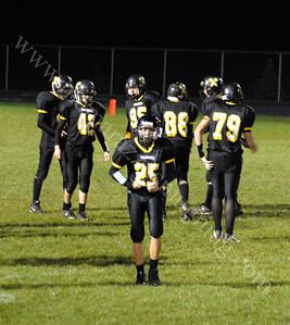 October 12, 2009 Middle School Football