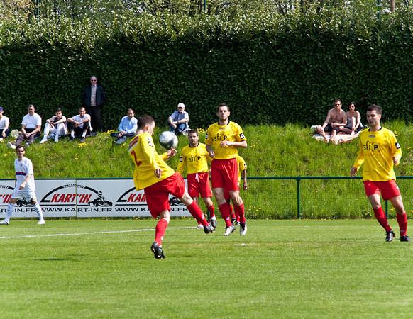Olympique Lyonnais B vs Lyon Duchère AS Championnat de France Amateurs