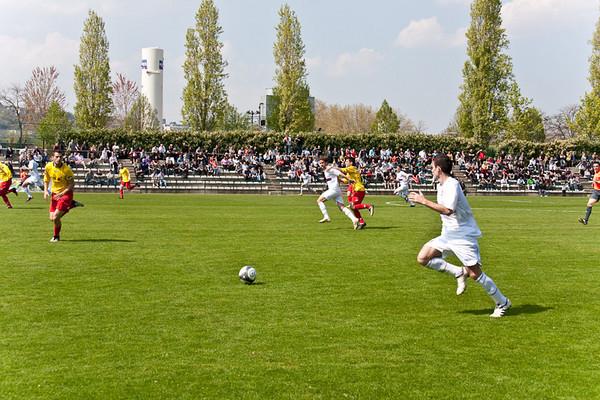 Olympique Lyonnais B vs Lyon Duchère AS