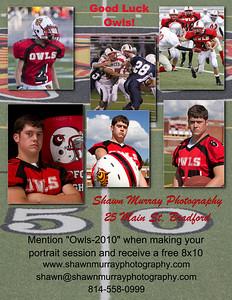 Bradford Owls football flyer-2