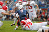 during the game between Plainfield and Terre Haute North at Terre Haute North High School in Terre Haute,IN. (Jeff Brown/Flyer Photo)
