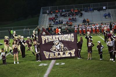 PV Football vs Southington