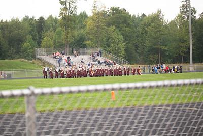PV Football vs St John