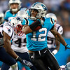 Patriots Panthers Football