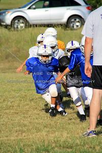 LH Panthers Football 8-10-10 Image # 864