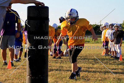LH Panthers Football 8-10-10 Image # 1036