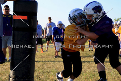 LH Panthers Football 8-10-10 Image # 1067