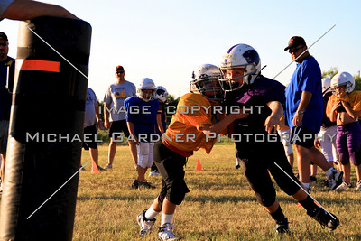LH Panthers Football 8-10-10 Image # 1066
