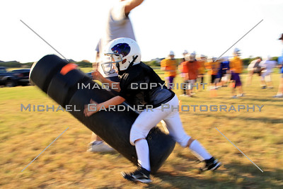 LH Panthers Football 8-10-10 Image # 997