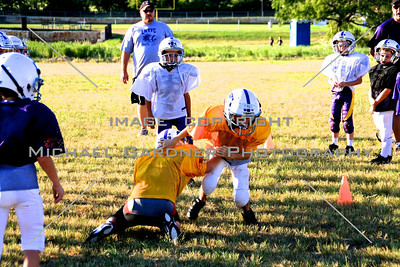LH Panthers Football 8-10-10 Image # 979