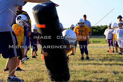 LH Panthers Football 8-10-10 Image # 1043