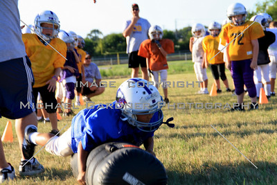 LH Panthers Football 8-10-10 Image # 1028