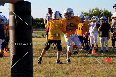 LH Panthers Football 8-10-10 Image # 1020