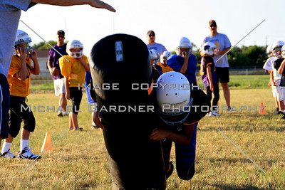 LH Panthers Football 8-10-10 Image # 1055