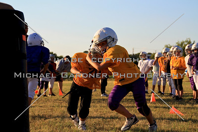 LH Panthers Football 8-10-10 Image # 1062