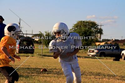 LH Panthers Football 8-10-10 Image # 1033