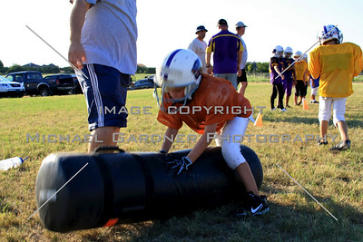 LH Panthers Football 8-10-10 Image # 986