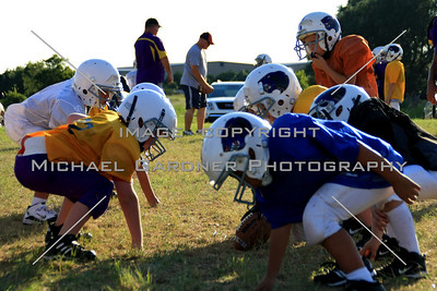 LH Panthers Football 8-10-10 Image # 951