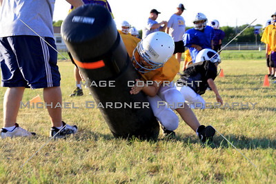 LH Panthers Football 8-10-10 Image # 1076