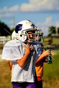 LH Panthers Football 8-10-10 Image # 891