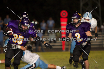 Liberty Hill Football - 2010-09-10 - IMG# 09-001096