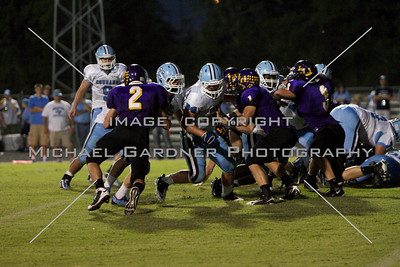 Liberty Hill Football - 2010-09-10 - IMG# 09-000657