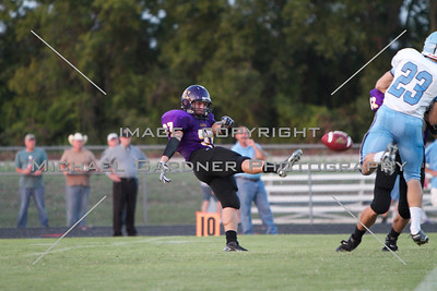 Liberty Hill Football - 2010-09-10 - IMG# 09-000483