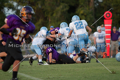 Liberty Hill Football - 2010-09-10 - IMG# 09-000472
