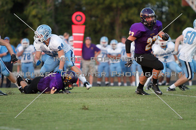 Liberty Hill Football - 2010-09-10 - IMG# 09-000475