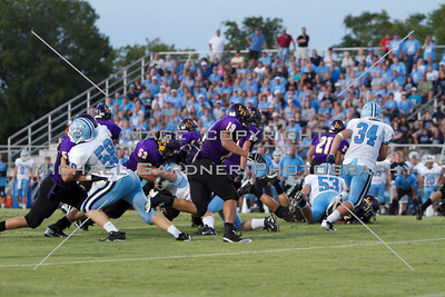 Liberty Hill Football - 2010-09-10 - IMG# 09-000574