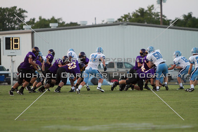 Liberty Hill Football - 2010-09-10 - IMG# 09-000510