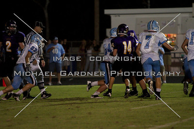 Liberty Hill Football - 2010-09-10 - IMG# 09-000756