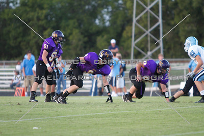 Liberty Hill Football - 2010-09-10 - IMG# 09-000497