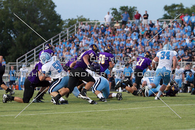 Liberty Hill Football - 2010-09-10 - IMG# 09-000573