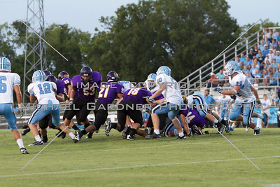 Liberty Hill Football - 2010-09-10 - IMG# 09-000561