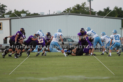 Liberty Hill Football - 2010-09-10 - IMG# 09-000511