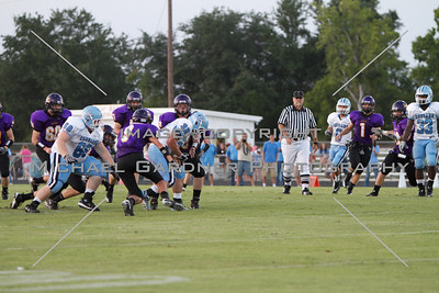 Liberty Hill Football - 2010-09-10 - IMG# 09-000519