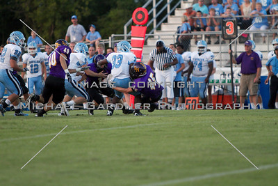 Liberty Hill Football - 2010-09-10 - IMG# 09-000491