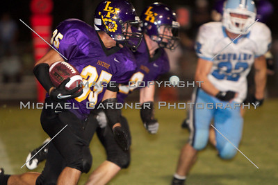 Liberty Hill Football - 2010-09-10 - IMG# 09-001100