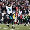 Jaguars Patriots Football