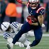 Colts Patriots Football