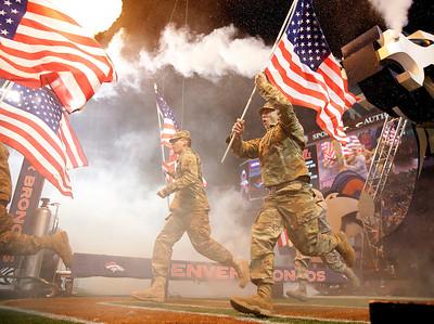 Patriots 41, Broncos 16, 11/12/17