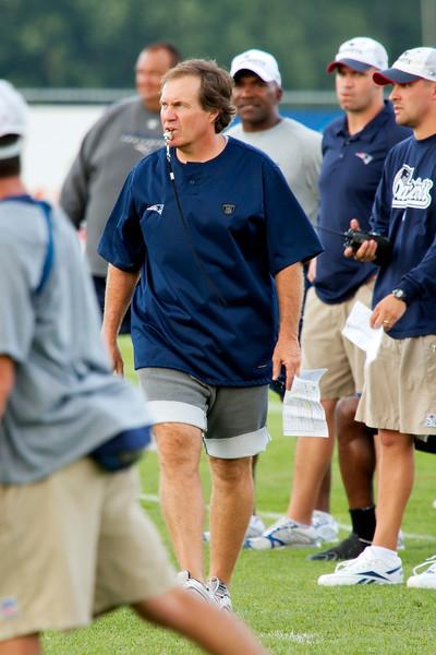 Head Coach Bill Belichick