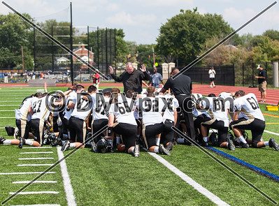 Paul VI @ DJO Varsity Football (31 Aug 2013)
