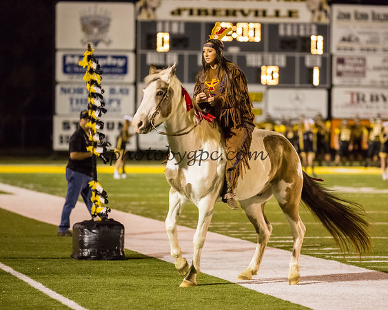 Petal vs D'Iberville Playoffs