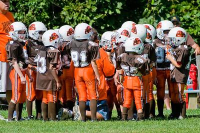 Pigskins Football 09/13/08